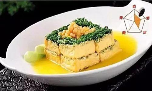 浓香翡翠豆腐