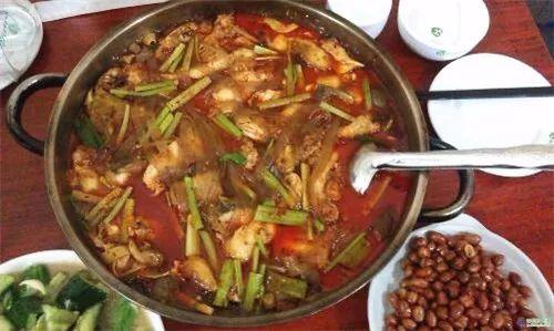 太安鱼火锅