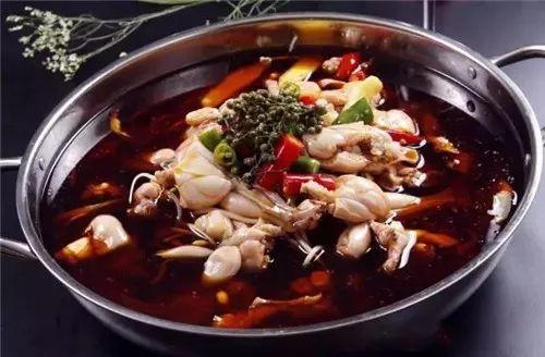 川味特色鱼头火锅