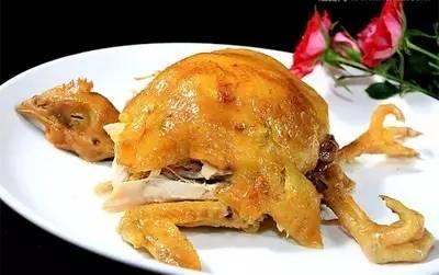 古法盐焗鸡