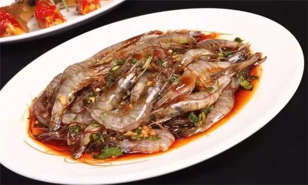 【潮汕菜】生腌沙虾