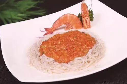 三虾桂鱼丝