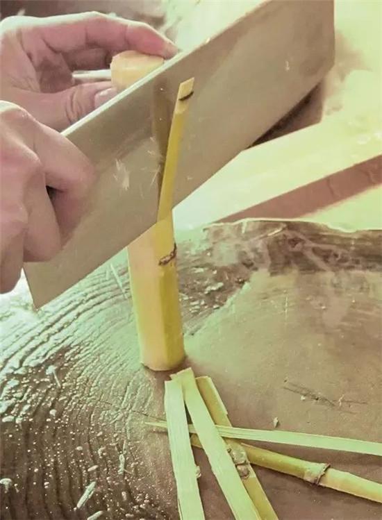 竹蔗豉蒜蒸春鳊