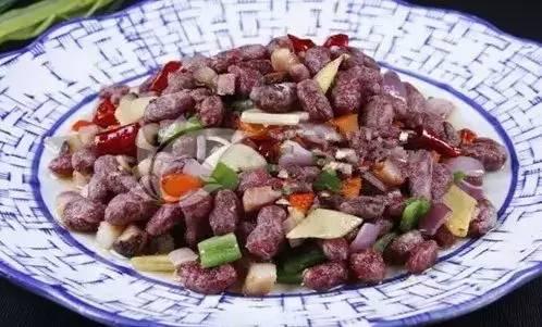 腊味红腰豆的做法