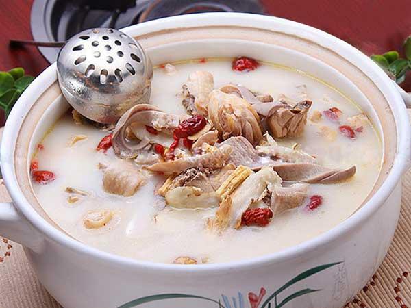 广州猪肚鸡技术培训