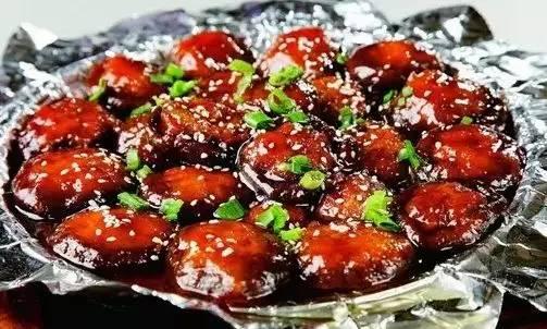 铁板海香菇