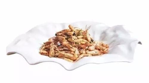 青椒蒸河虾