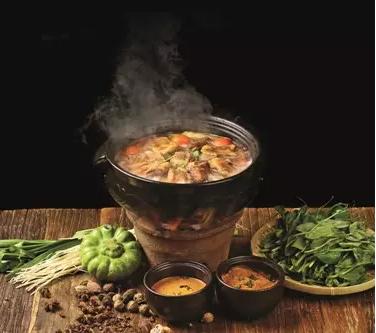 腊排骨火锅