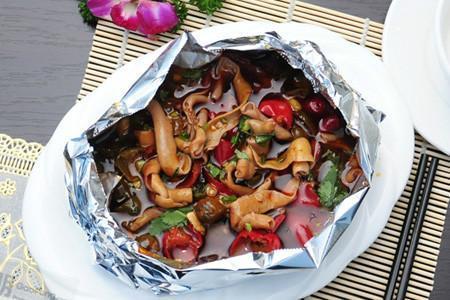 杭州锡纸烧烤培训课程