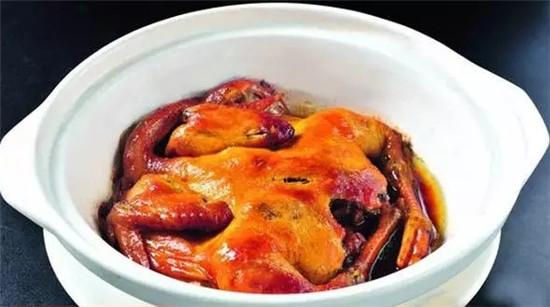 绝味砂锅鸡