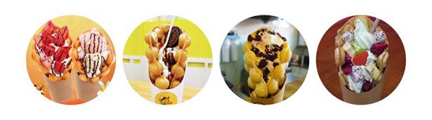 广州冰淇淋鸡蛋仔技术培训