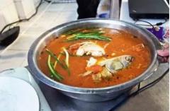 酸汤鱼(红酸)