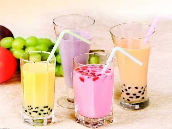 台湾珍珠奶茶培训