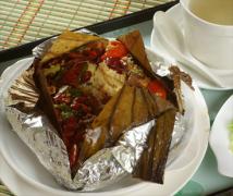 重庆荷叶饭(荷包饭)培训课程