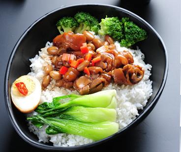 重庆猪脚饭培训课程