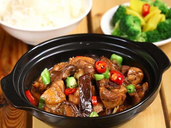 广州黄焖鸡米饭技术培训课程