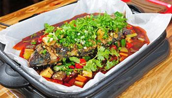 杭州纸包鱼培训课程