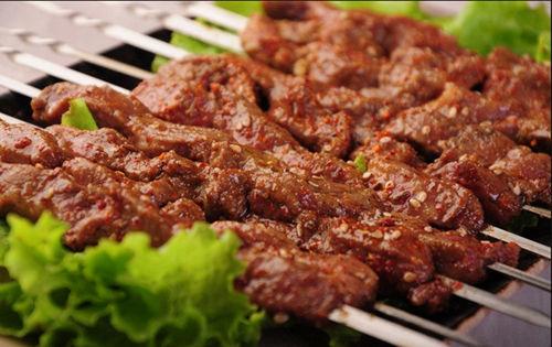 杭州烤羊肉串培训课程