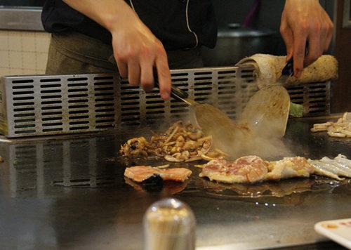 杭州铁板烧培训课程