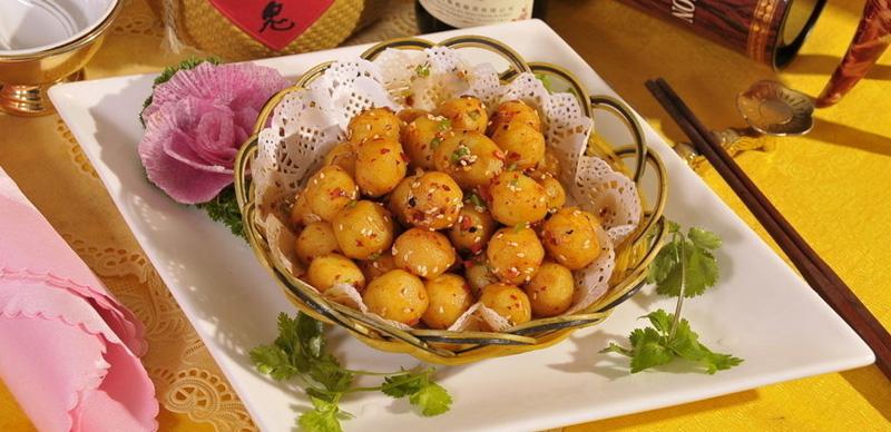 长沙炕土豆培训班