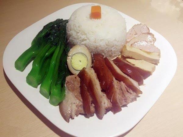 广州隆江猪手饭技术培训班