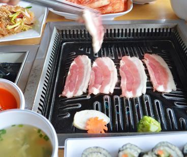 重庆韩式烧烤培训课程
