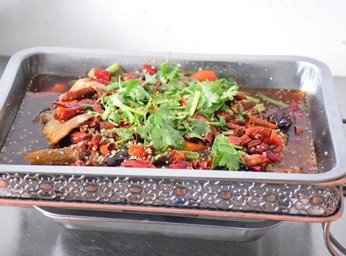 成都巫山烤鱼技术培训