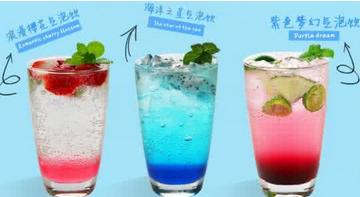 杭州气泡水饮品培训班