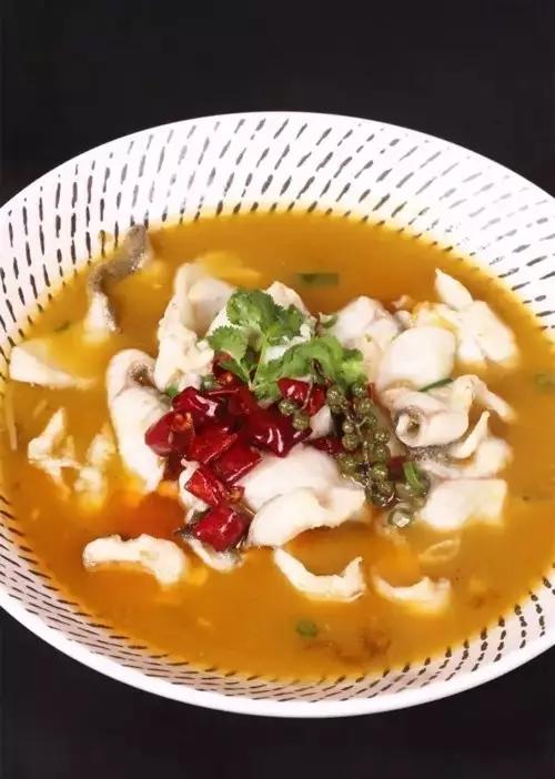粤式酸菜鱼
