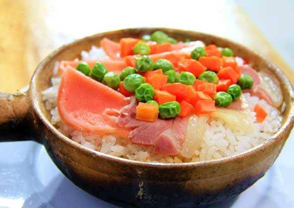砂锅饭培训