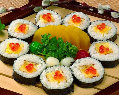 武汉寿司培训班