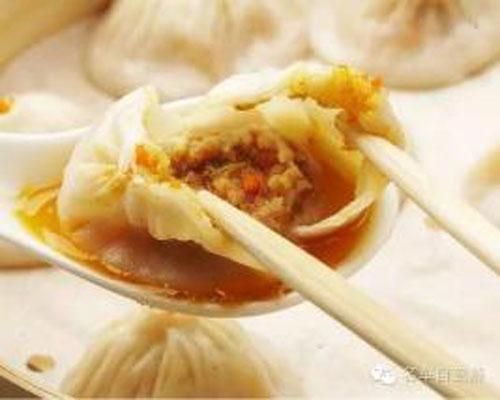上海蟹黄灌汤饺培训班