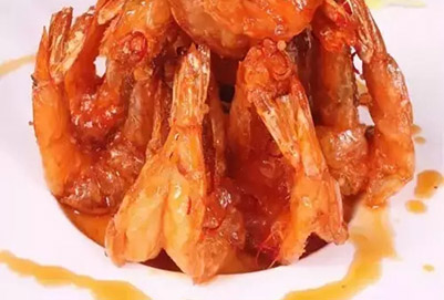 秘制脆皮虾