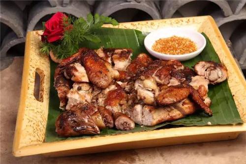 勐海小烤鸡