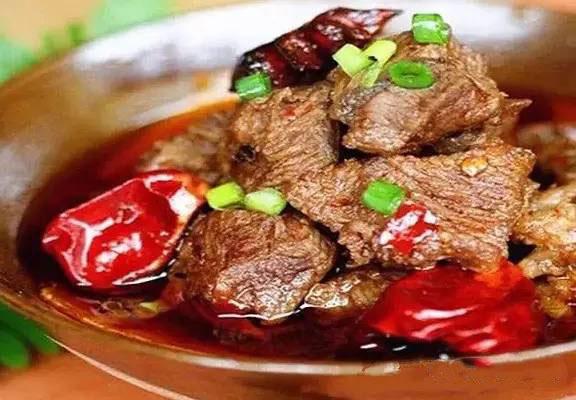 改良红烧牛肉