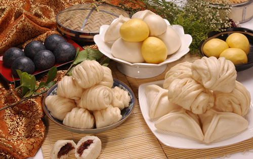 杭州馒头花卷培训班