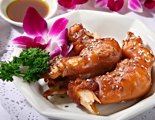 武汉烤猪蹄培训班