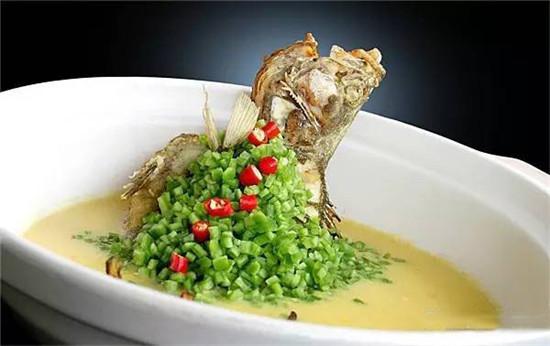 青椒煨鳜鱼
