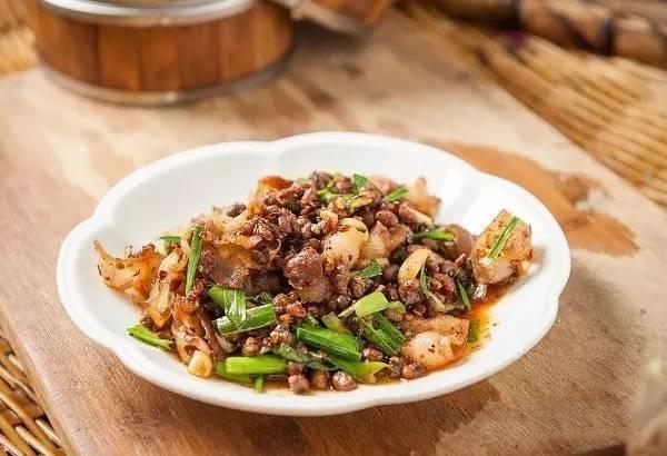 酱豆豉回锅肉