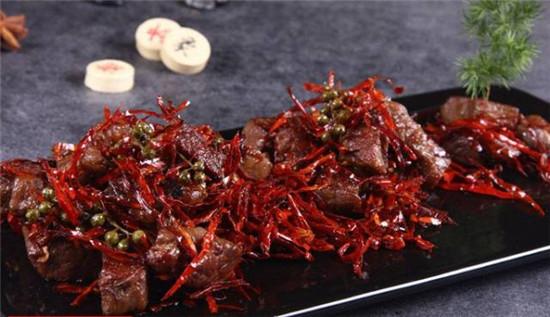 椒香嫩牛肉