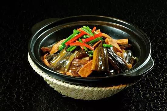 脆豆腐烧黄鳝
