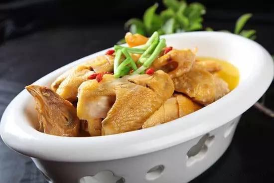东江酒香鸡