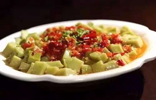 芙蓉米豆腐