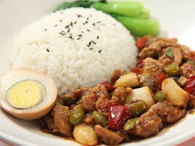 南京中式快餐培训班
