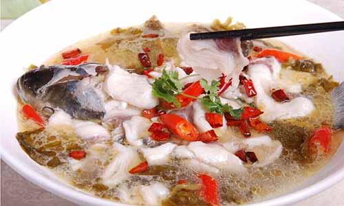 杭州酸菜鱼培训班