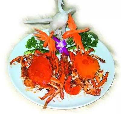 川式咖喱蟹