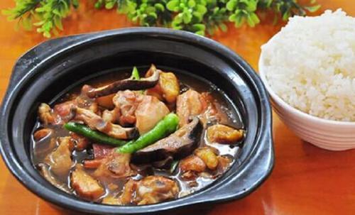 杭州黄焖鸡米饭培训班