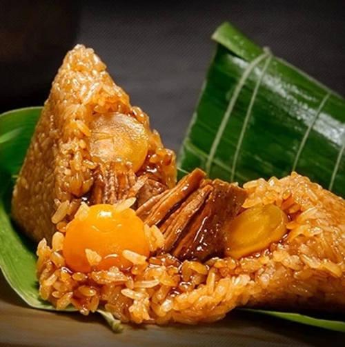 杭州蛋黄肉粽培训班