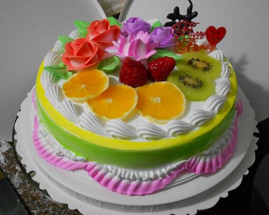 合肥蛋糕裱花培训班