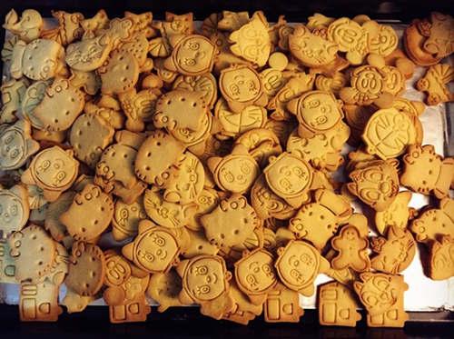 杭州卡通饼干培训班
